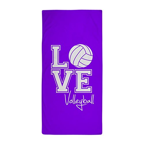 CafePress Volleyball Violet Purple Unique