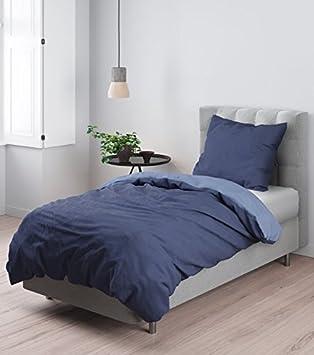 Aminata Bettwäsche 135x200 Cm Baumwolle Reißverschluss Zum
