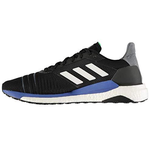 CORE Men FOOTWEAR Blue HIRE HIRE Solar BLUE White M WHITE BLACK Footwear Glide Black CORE Adidas wIdAqz7xd