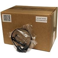 Encore ENC-06 Stereo Headphones Bulk Disposable 50 Pc. Pack