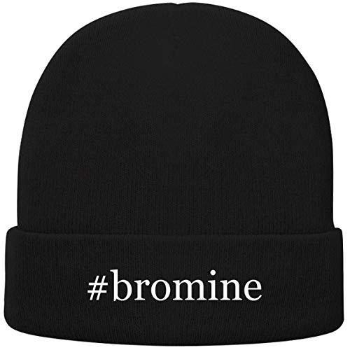 One Legging it Around #Bromine - Hashtag Soft Adult Beanie Cap, Black