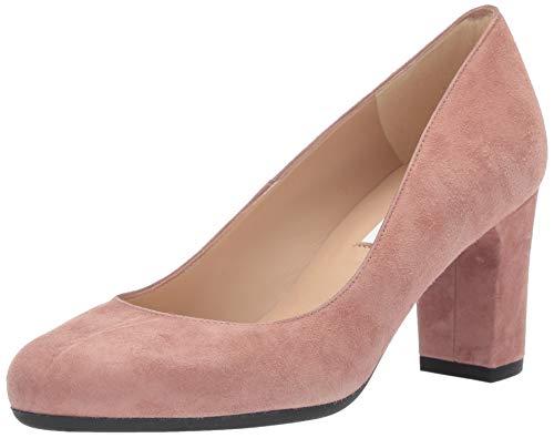 - L.K. Bennett Women's SERSHA Dress Pump, Dark Pink, 38 M EU (8 US)