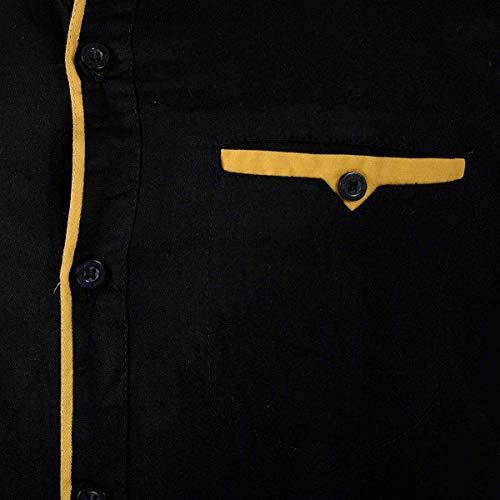 Gadgets Appliances Men's Regular Fit Casual Shirt