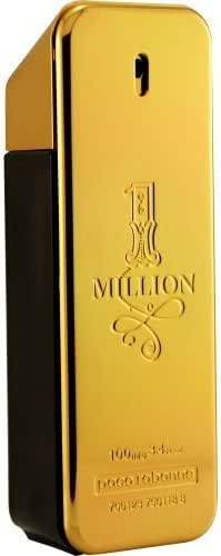 Men Paco Rabanne 1 Million Edt Spray (Tester) 3.4 Oz - Paco Rabanne 1 Million Edt Spray (Tester) 3.4 Oz
