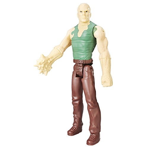 Spider-Man Marvel Titan Hero Series Villains Sandman Figure