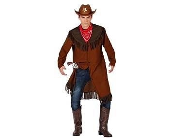 Atosa - Disfraz de vaquero para hombre fb20f9a9d83