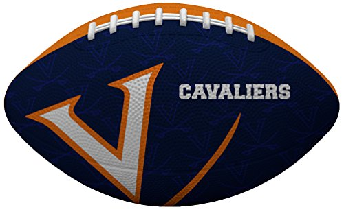 Jarden Sports Licensing NCAA Virginia Cavaliers Junior Gridiron Football, Blue
