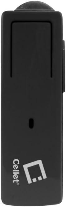 Amazon Com Cellet Multipoint Bluetooth Headset Black