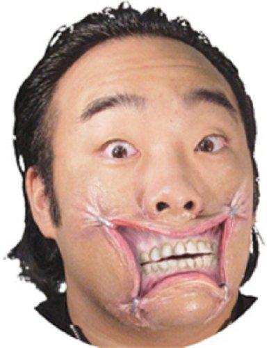 Woochie by Cinema Secrets Staple Mouth Latex Appliance,