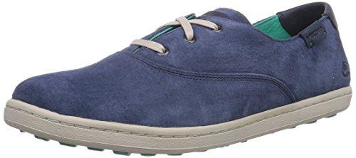 Viking Was De Dame Sneakers Blauw (marine / Groen 504)