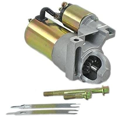 NEW SBC BBC CHEVY 3HP HIGH TORQUE MINI STARTER FOR 327 350 400 COMPATIBLE WITH 153 TOOTH FLYWHEEL: Automotive