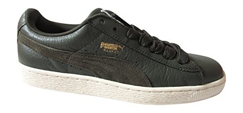 free shipping clearance outlet find great puma basket classic SFS mens trainers 358699 sneakers shoes peacoat white team gold 03 T54osHt