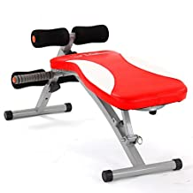 Mini bird back plate adjustable dumbbell bench can be folded abdominal Board