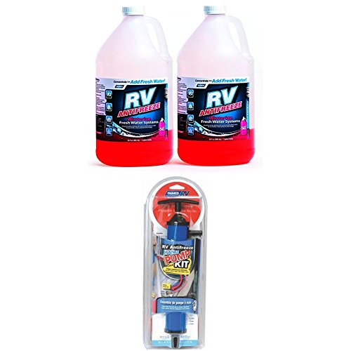 Camco 2 Pack Rv Antifreeze With Hand Pum Buy Online In Bahamas At Desertcart
