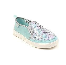 Girl's Casual Slip-on Sneaker