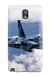 For SamSung Galaxy S6 Case Cover Cover Case - Eco-friendly Packaging(jet Fighter)