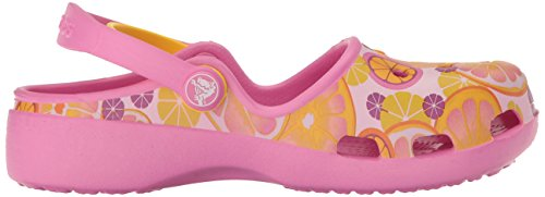 Clogs Pink crocs Mädchen Party Lemon Karinnvltyclgk Pink 0wRwvE
