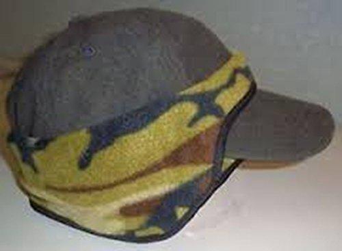 Windproof Fleece Cap Ear Band - Camouflage ()