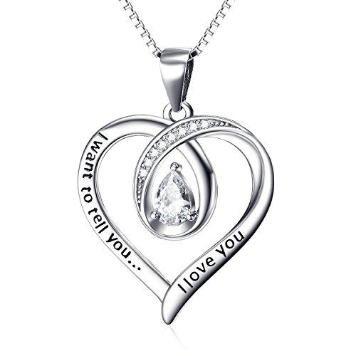 YFN Sterling Infinity Engraved Necklace product image