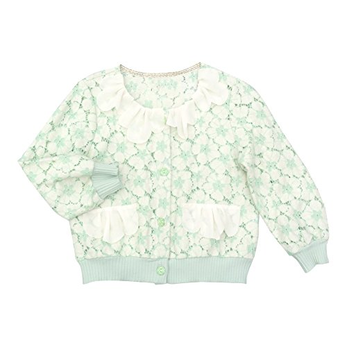 Vintage Cardigans (3T, Dusty Green) by Son Qfine