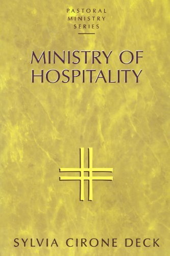 Ministry of Hospitality (Pastoral Ministry Series) by Sylvia Cirone Deck (1996-12-01) ()