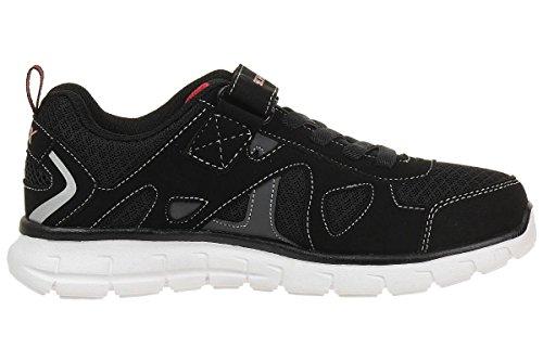 Zapatillas para niño, color Negro , marca SKECHERS, modelo Zapatillas Para Niño SKECHERS SPEED THRU Negro Schwarz