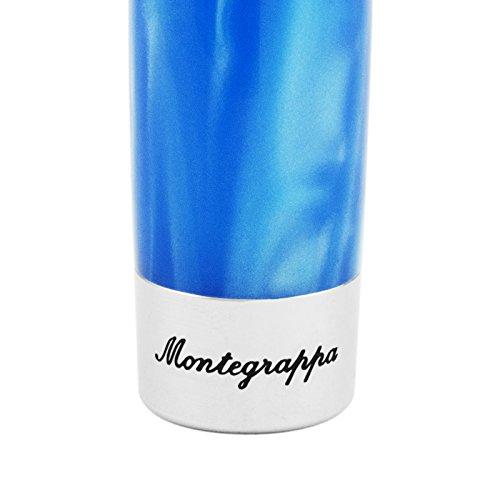 Montegrappa Fortuna Special Edition Società Sportiva Calcio Napoli Blue Rollerball Pen ISFONRPC by Montegrappa (Image #2)
