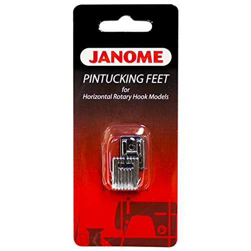 Janome Top-Load - Pintucking Foot Set ()
