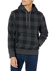 Amazon Essentials Heren Sweatshirt Sherpa Lined Pullover Hoodie Sweatshirt