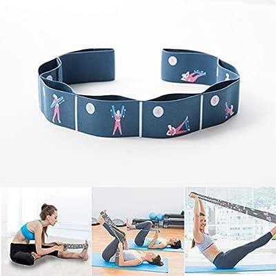Sotical Bandas Elasticas de Fitness, Yoga Correa/Cintas Elasticas Musculacion/Loop Resistance Bands para Yoga, Entrenamiento de Fuerza, Pilates (Azul) ...