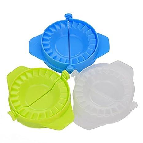 Molde Para empanadillas, dispositivo fácil, utensilio de Cocina, color aleatorio: Amazon.es: Hogar