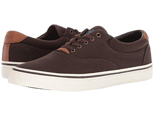 [Polo Ralph Lauren(ポロラルフローレン)] メンズカジュアルシューズ?スニーカー?靴 Thorton II Mohican Brown 7.5 (26cm) D - Medium