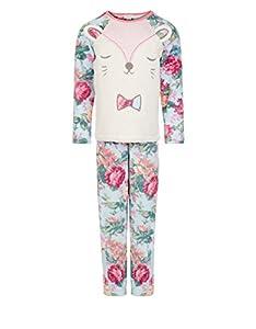 Monsoon Little Girls' Novelty Bedtime Pyjamas