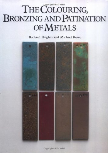 The Colouring; Bronzing and Patination of Metals