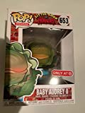 Funko Pop Movies: Little Shop of Horrors - Baby Audrey II Collectible Figure, Multicolor