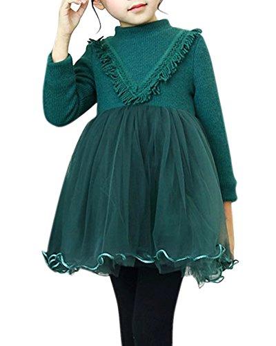 long sleeve baby doll dresses - 5