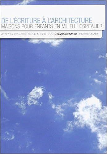 Architectonomes Vol 1 La Maison Du Doudou Workshop François