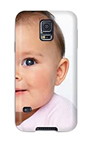 Lovers Gifts Galaxy S5 Case Cover Skin : Premium High Quality Cute Babies High Quality (4) Case 1140519K69693656