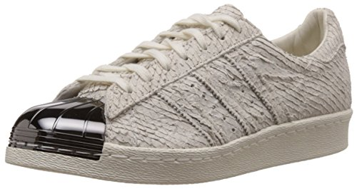 Adidas Superstar 80s Metal Toe , off white-off white-core black off white-off white-core black