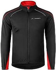 INBIKE Winter Jacket Mens Windproof Windbreaker Thermal for Outdoor Multi Sports