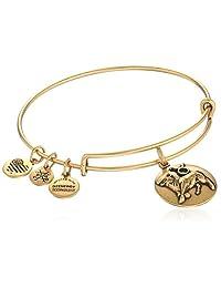 Alex and Ani Taurus Rafaelian Gold Bangle Bracelet