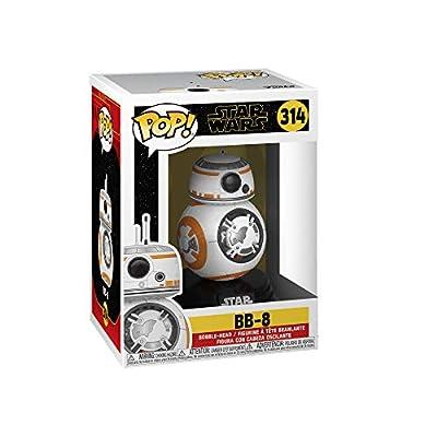 Funko Pop! Star Wars: Episode 9, Rise of Skywalker - BB-8: Toys & Games