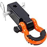 LIBERRWAY Shackle Hitch Receiver 2 inch 41918 Lbs