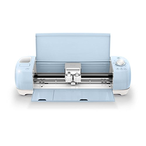 Cricut Explore Air 2 2X Speed Bluetooth Diet Cut And Embossing Machine - Glacier Blue