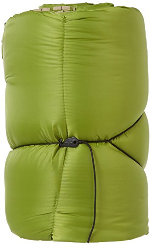 Coleman Green Valley 30 Degree Sleeping Bag 2 For temperatures 30⁰ F to 50⁰ F Fits most heights up to 5 ft. 11 in.; Dimensions: 33 x 75 in Fiberlock Construction prevents insulation from shifting, extending life of your sleeping bag