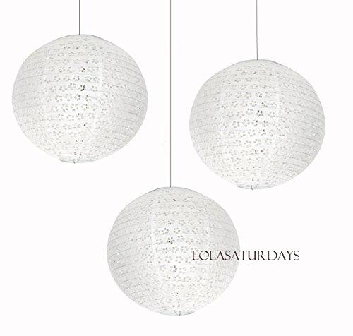 LolaSaturdays Paper Lanterns ()