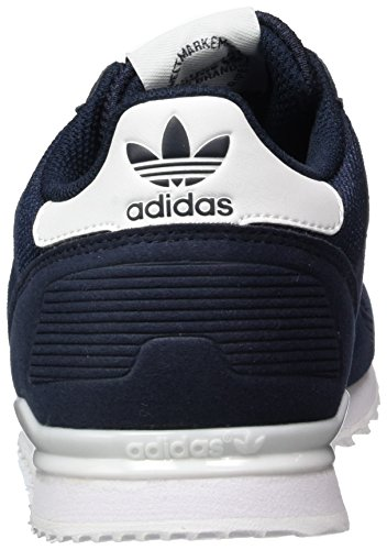 adidas Zx 700, Zapatillas Unisex Niños Azul (Night Navy/ftwr White/collegiate Navy)