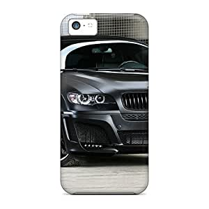 Jeffrehing Fashion Protective Bmw X6 Case Cover For Iphone 5c by lolosakes