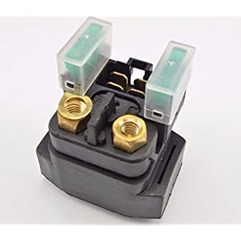 High Performance Starter Relay Solenoid Fits Yamaha RHINO 660 YXR660 2004-2006