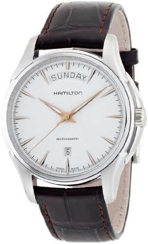 Hamilton Men's Automatic Jazzmaster Silver Dial Stainless Steel ()